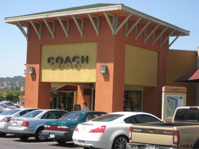 coach premium outlet tb0k  Napa Coach Store