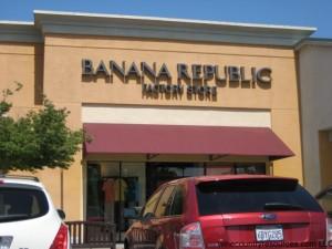 Napa Banana Republic Store