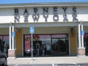 Napa Barney's New York Store