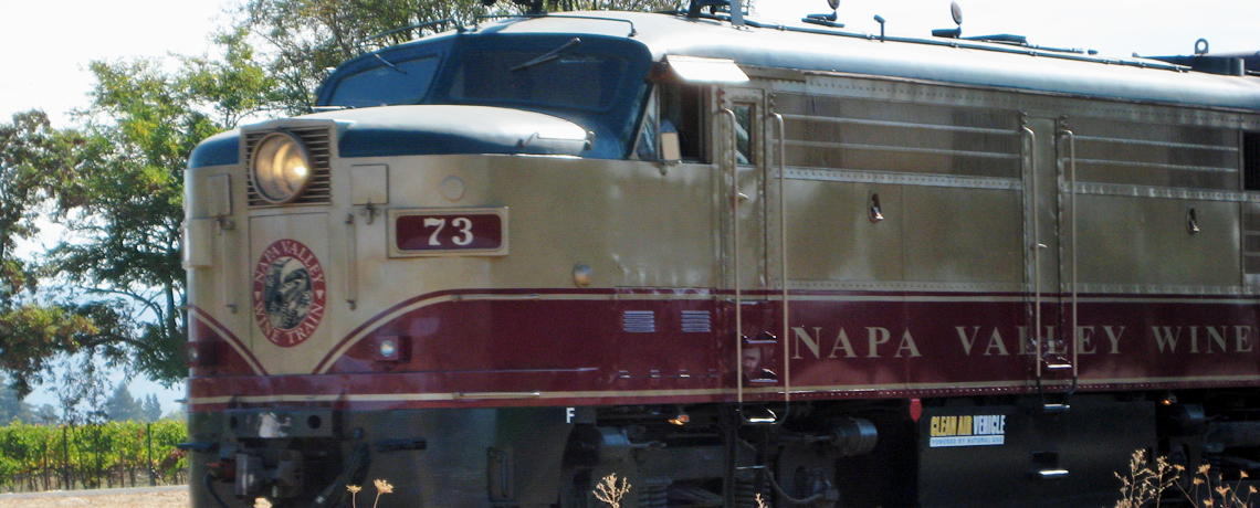 3 tips for a Napa Valley Wine Train Experience to Remember